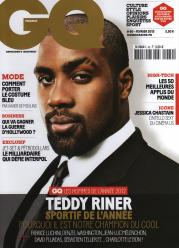 GQ - Teddy Riner