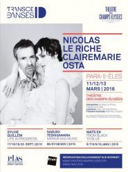 Nicolas Le Riche / ClaireMarie Osta