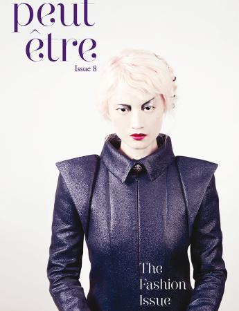 Peut Être Magazine #8 - Nathalie Malric