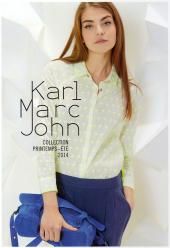 Karl Marc John Lookbook 2014 - Mark Lyon