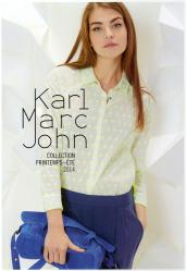 Karl Marc John Lookbook 2014 - Mark Lyon