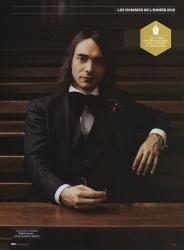 GQ - Cedric Villani