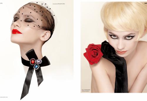 Vincent Alvarez - Basic magazine