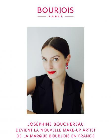Josephine Bouchereau Ambassadrice France Bourjois