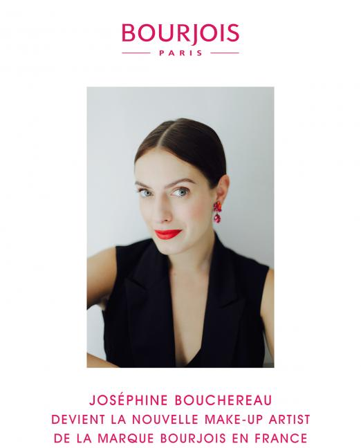 DP Josephine Bouchereau Bourjois