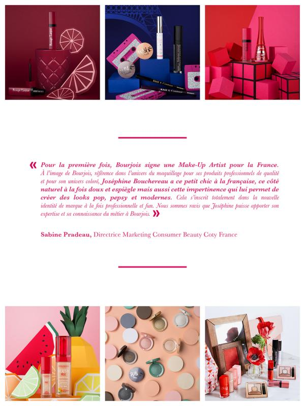 Dp josephine bouchereau make up artist bourjois 9 2